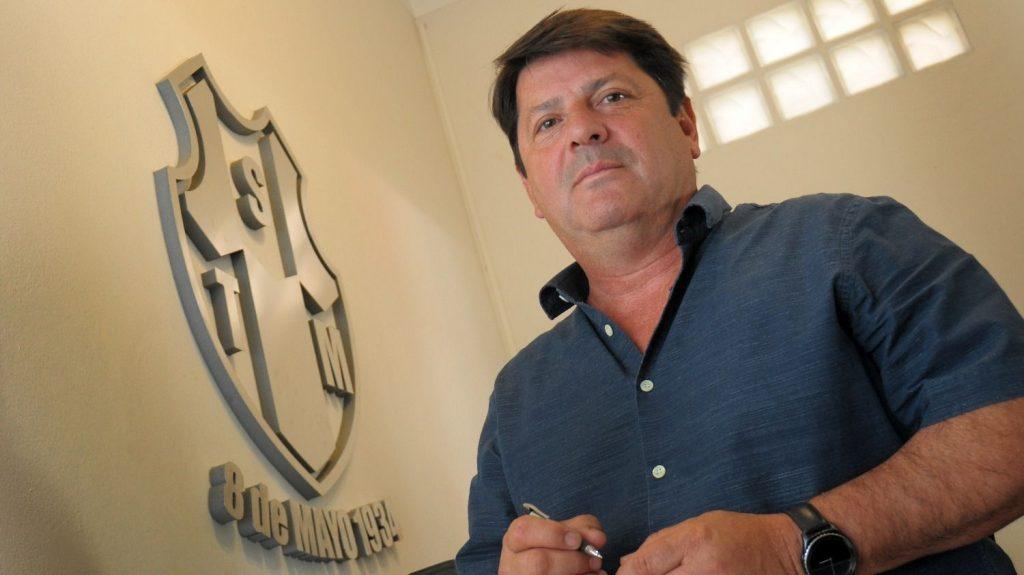 Miguel Agüero, Sindicato de Trabajadores Municipales