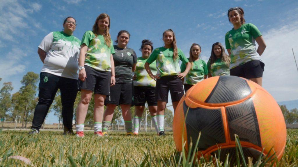 STMBB Fútbol Femenino