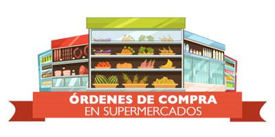 Órdenes de Compra Supermercados STMBB