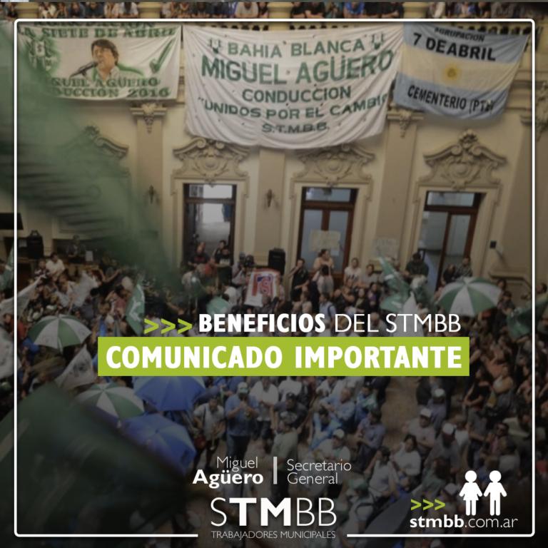 comunicado STMBB